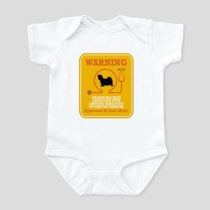 Tibetan Terrier Infant Bodysuit