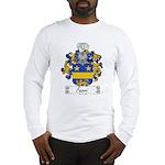 Ferri Family Crest Long Sleeve T-Shirt
