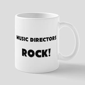 Music Directors ROCK Mug