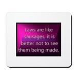 Laws Mousepad