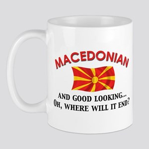 Good Lkg Macedonian 2 Mug