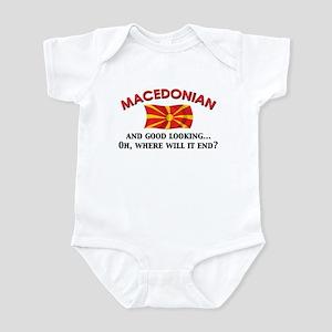 Good Lkg Macedonian 2 Infant Bodysuit