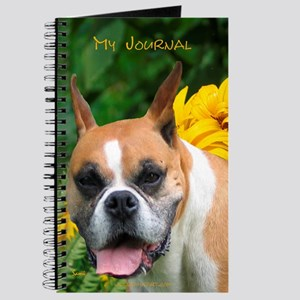 Boxer Portrait Journal