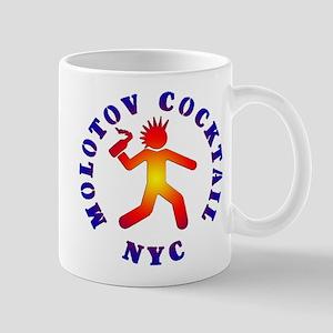 MOLOTOV COCKTAIL NYC Mug