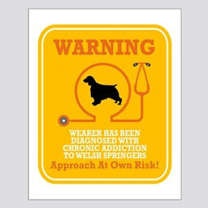 Welsh Springer Spaniel Small Poster