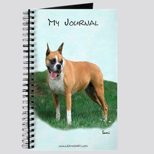 Cassidy the Boxer Journal