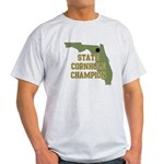 Florida State Cornhole Champi Light T-Shirt