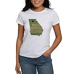Georgia State Cornhole Champi Women's T-Shirt