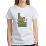 Idaho State Cornhole Champion Women's T-Shirt