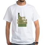 Idaho State Cornhole Champion White T-Shirt
