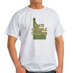 Idaho State Cornhole Champion Light T-Shirt