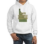 Idaho State Cornhole Champion Hooded Sweatshirt
