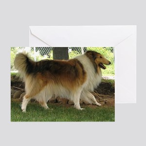 Lassie the Collie Greeting Cards (Pk of 10)