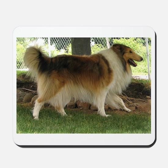 Lassie the Collie Mousepad