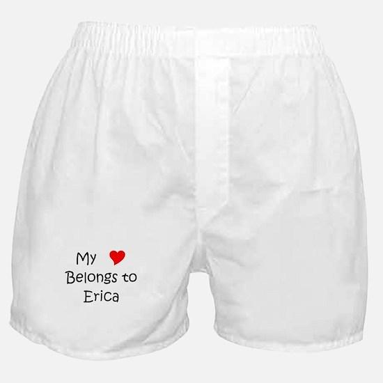 Cute Erica Boxer Shorts