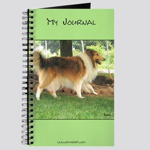 Lassie the Collie Journal