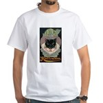 Charms of Halloween White T-Shirt