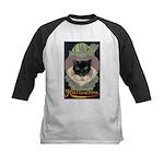 Charms of Halloween Kids Baseball Jersey