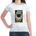 Charms of Halloween Jr. Ringer T-Shirt