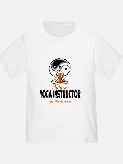 Future Yoga Instructor like Aunt T