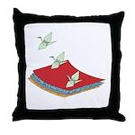 Origami Throw Pillow