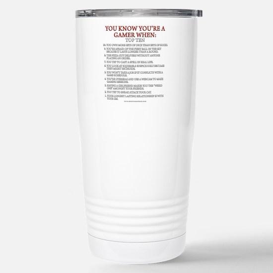 YKYAGW - Top Ten Stainless Steel Travel Mug