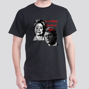 sorry hillary close but no ci Dark T-Shirt