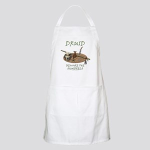 Druid - Beware the Squirrels BBQ Apron