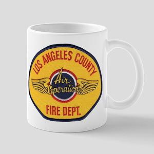 L.A. County Fire Air Ops Mug
