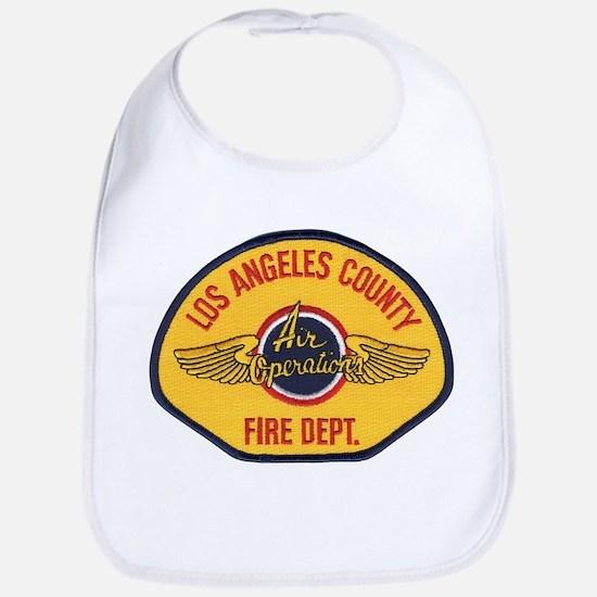 L.A. County Fire Air Ops Bib