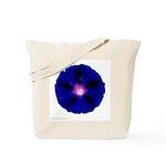 Morning Glory Flower Tote Bag