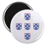 Portuguese Shields | Magnet