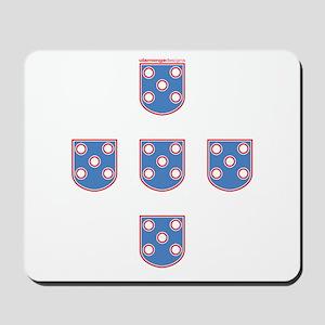 Portuguese Shields | Mousepad
