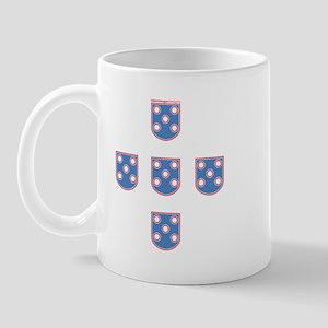 Portuguese Shields | Mug
