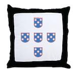 Portuguese Shields | Throw Pillow