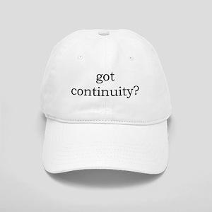 got continuity? Cap