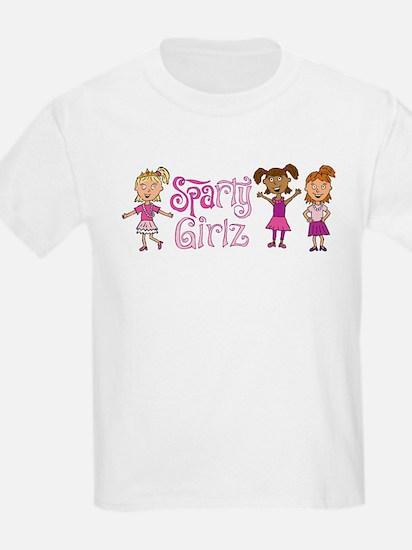 Sparty Girlz light t-shirt