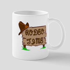 Rodeo Time Mug