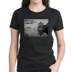 SF Cliff House Women's Dark T-Shirt