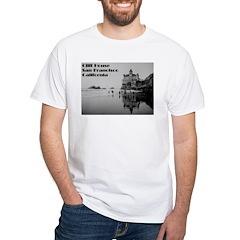 SF Cliff House White T-Shirt