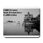 SF Cliff House Mousepad