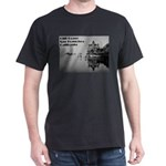 SF Cliff House Dark T-Shirt