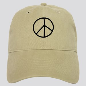 Peace Symbol Cap