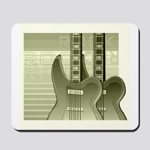 Guitar Mousepad