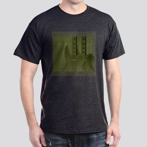 Guitar Dark T-Shirt