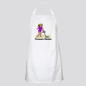 Treasure Hunter BBQ Apron