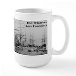The Wharves Large Mug