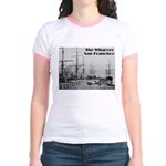The Wharves Jr. Ringer T-Shirt