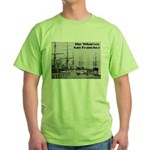 The Wharves Green T-Shirt