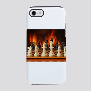 A Game of Chess by the Fires iPhone 8/7 Tough Case